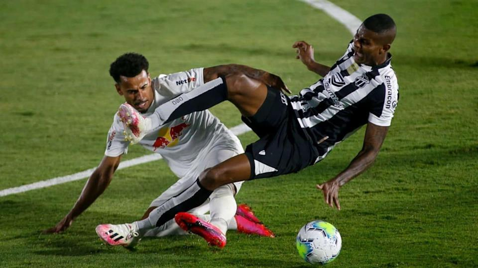 2020 Brasileirao Series A: Red Bull Bragantino v Ceara Play Behind Closed Doors Amidst the | Miguel Schincariol/Getty Images