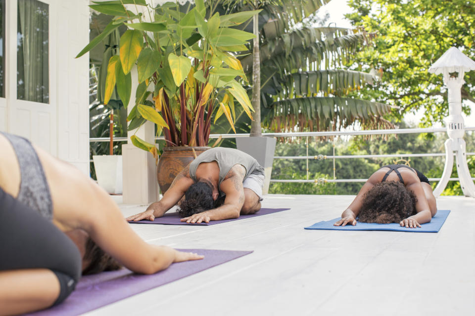 Wellness retreats are taking a hit in the age of the coronavirus. (Getty Images)