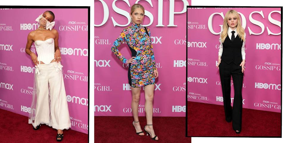 <p>Stuck on outfit inspiration? Then take a look at this month's best dressed celebrities, from Tavi Gevinson in bodycon Stella McCartney to Dree Hemingway in The Row.</p>