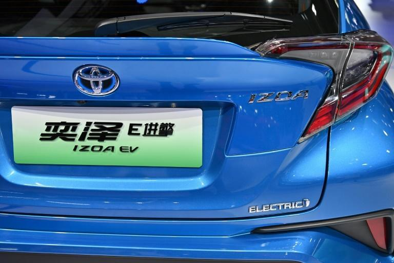 Toyota's new bZ line-up will be the carmakers first effort in electric vehicles