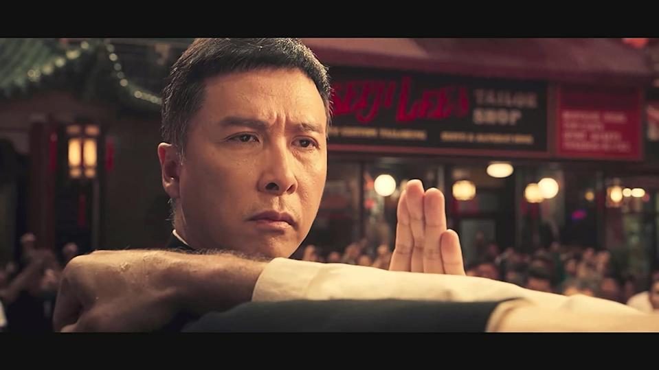 Ip Man 4 is the final instalment in the film series. (Mandarin Motion Pictures)