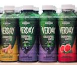 """<p>Chlorophyll waters have been shown to help clear skin, aid in digestion, and even detox the liver. Who can't use some of those benefits, especially during this time of year? Verday waters come in a variety of flavors, including blueberry and cucumber. $39/dozen 16 oz. bottles. <a href=""""https://drinkverday.com/"""" rel=""""nofollow noopener"""" target=""""_blank"""" data-ylk=""""slk:drinkverday.com"""" class=""""link rapid-noclick-resp"""">drinkverday.com</a> </p>"""