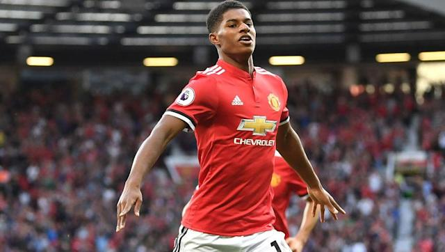 <p>Rashford's rise to the top has meteoric to say the least and the teenage striker is now a regular for both Manchester United and England, which ultimately means he has becoming the perfect role model for budding young footballers.</p>