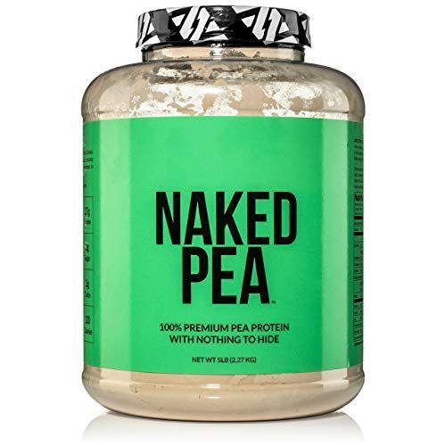 """<p><strong>NAKED nutrition</strong></p><p>amazon.com</p><p><strong>$54.99</strong></p><p><a href=""""https://www.amazon.com/dp/B00NBIUGA2?tag=syn-yahoo-20&ascsubtag=%5Bartid%7C10055.g.35084321%5Bsrc%7Cyahoo-us"""" rel=""""nofollow noopener"""" target=""""_blank"""" data-ylk=""""slk:Shop Now"""" class=""""link rapid-noclick-resp"""">Shop Now</a></p><p>This no-nonsense certified vegan protein is <strong>made exclusively from raw yellow peas grown in the USA and Canada</strong>. Testers liked that the simple flavor was not overpowering in smoothies and blended well. A serving has 120 calories, only 2 grams of carbs and a whopping 27 grams of protein. It's also a certified gluten-free pick and the brand is very transparent with all products undergoing independent third-party testing. Heavy metal analysis results are published on their website too. If you don't tolerate pea protein, they also make a <a href=""""https://go.skimresources.com?id=74968X1525078&xs=1&url=https%3A%2F%2Fnakednutrition.com%2Fproducts%2Forganic-brown-rice-protein-powder"""" rel=""""nofollow noopener"""" target=""""_blank"""" data-ylk=""""slk:Naked Rice"""" class=""""link rapid-noclick-resp"""">Naked Rice</a> variety made from brown rice protein and a <a href=""""https://go.skimresources.com?id=74968X1525078&xs=1&url=https%3A%2F%2Fnakednutrition.com%2Fproducts%2Fpowdered-peanut-butter"""" rel=""""nofollow noopener"""" target=""""_blank"""" data-ylk=""""slk:Naked PB powdered peanut butter"""" class=""""link rapid-noclick-resp"""">Naked PB powdered peanut butter</a> that has 6 grams of protein per scoop.</p>"""