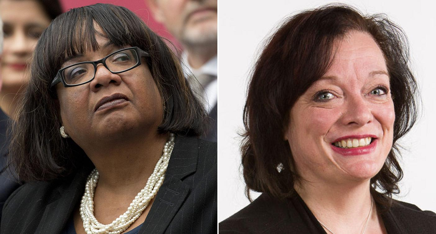 West Ham MP Lyn Brown will take over from Diane Abbott