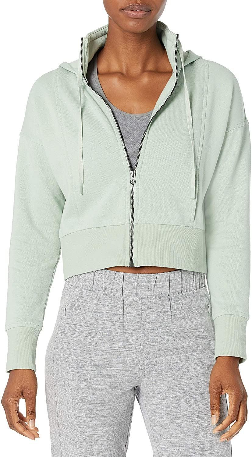<p>Get this soft <span>Core 10 Super Soft Heavyweight Fleece Relaxed Fit Cropped Sweatshirt</span> ($36) for chilly days.</p>