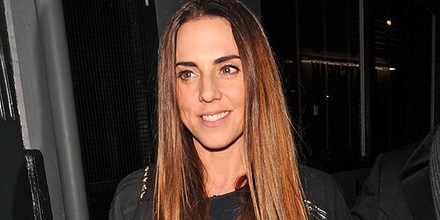 Look of the Day: Mel C Out in London