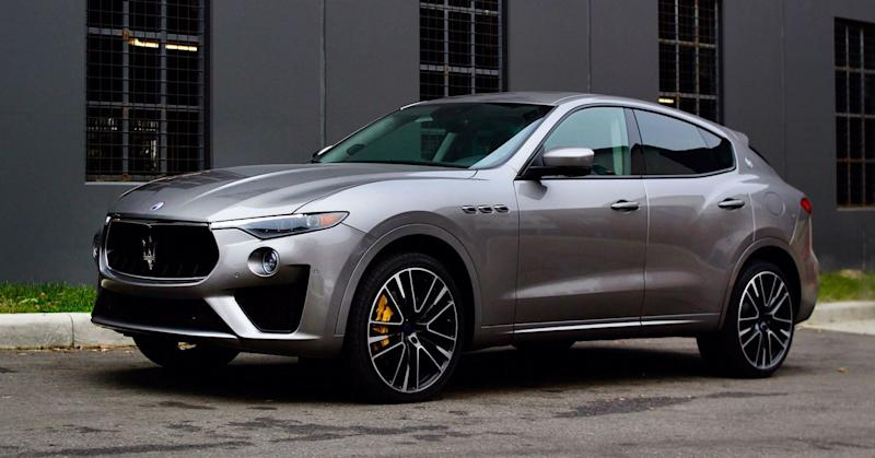 review: 2019 maserati levante gts is an suv with a ferrari v-8