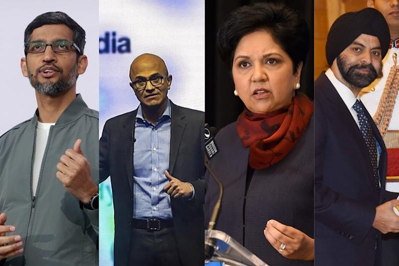 Hello, Mr Trump: Sundar Pichai, Satya Nadella, Indra Nooyi Went to America on 'Temporary' Visa