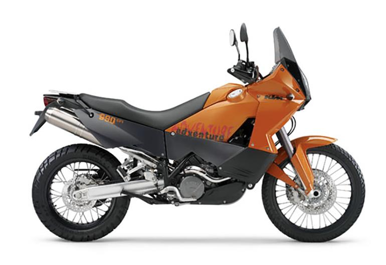 Could the new KTM 1050 look like the KTM 990?