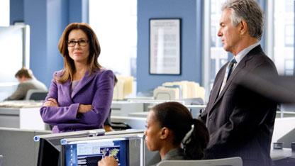 Mary McDonnell's 'Major' New Gig