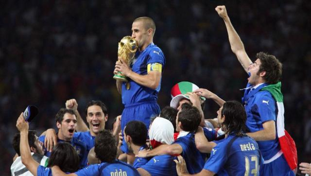 <p>Having followed the example of many European nations and refused to enter in 1930, the 1958 World Cup remains the only time that Italy have failed to qualify for the tournament to date. </p> <br><p>With four titles to the their name, the <em>Azzurri </em>are the joint second most successful country in the history of the World Cup. Yet they haven't even made it past the group stage since their most recent triumph in 2006.</p> <br><p><strong>Status in 2018:</strong> 2nd in UEFA Group G but almost assured of at least a playoff place</p>
