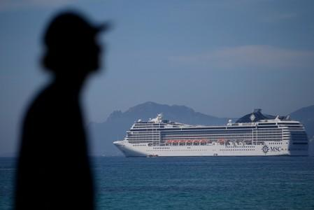 France's Cannes to ban polluting cruise ships
