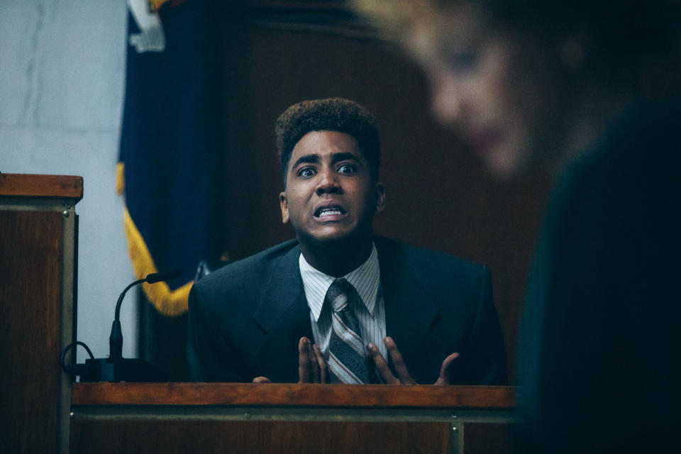 Jharrel Jerome in 'When They See Us' (Photo: Atsushi Nishijima/Netflix)