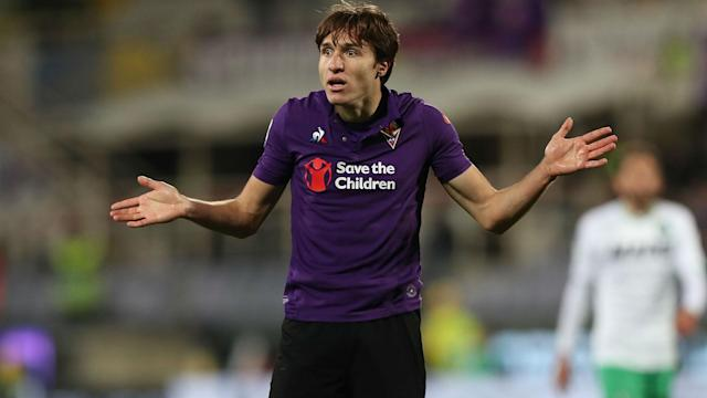 Rocco Commisso has informed those planning an approach for the highly-rated forward that the Viola have no intention of letting him leave
