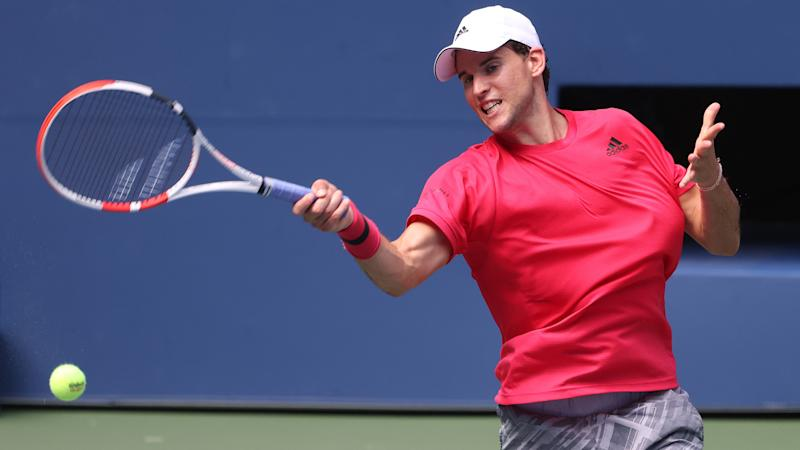 US Open 2020: It p***** me off – Thiem annoyed by Red Bull incident
