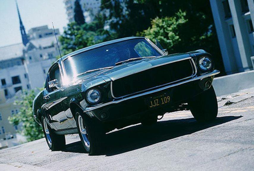 "<p>Any vehicle driven, ridden, or even stood next to by Steve McQueen was instantly made cooler. But the Highland Green 1968 Ford Mustang GT 390 didn't need much help. The movie's chase scenes on the streets of San Francisco, tailing a 1968 Dodge Charger, are some of the best ever recorded on film. And the stripped-down look of the movie Mustangs made them subtly meaner-looking than regular production 'Stangs. The original magnesium American Racing Torque Thrust wheels give McQueen's car its aggressive stance. </p><p>You know that a car has transcended its cult movie status and become an icon when a car company makes a limited edition version twice, as Ford has with the Bullitt Mustang.</p><p><a class=""link rapid-noclick-resp"" href=""https://www.amazon.com/gp/video/detail/0OFI6W1KLUC7ZNDEOP1JOS9HB3/?tag=syn-yahoo-20&ascsubtag=%5Bartid%7C10054.g.27421711%5Bsrc%7Cyahoo-us"" rel=""nofollow noopener"" target=""_blank"" data-ylk=""slk:AMAZON"">AMAZON</a></p>"