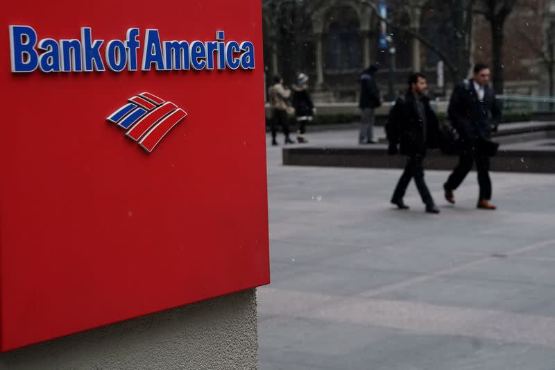 BofA's U.S. staff to start returning to offices after labor day: Bloomberg News