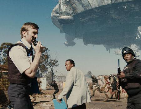 <p>DISTRICT 9 (2009): Thirty years ago, aliens made first contact with Earth. Humans waited for the hostile attack, or the giant advances in technology. Neither came. Instead, the aliens were refugees, the last survivors of their home world. The creatures were set up in a makeshift home in South Africa's District 9 as the world's nations argued over what to do with them. An insightful look into the ways of old and apartheid of a new kind.</p>