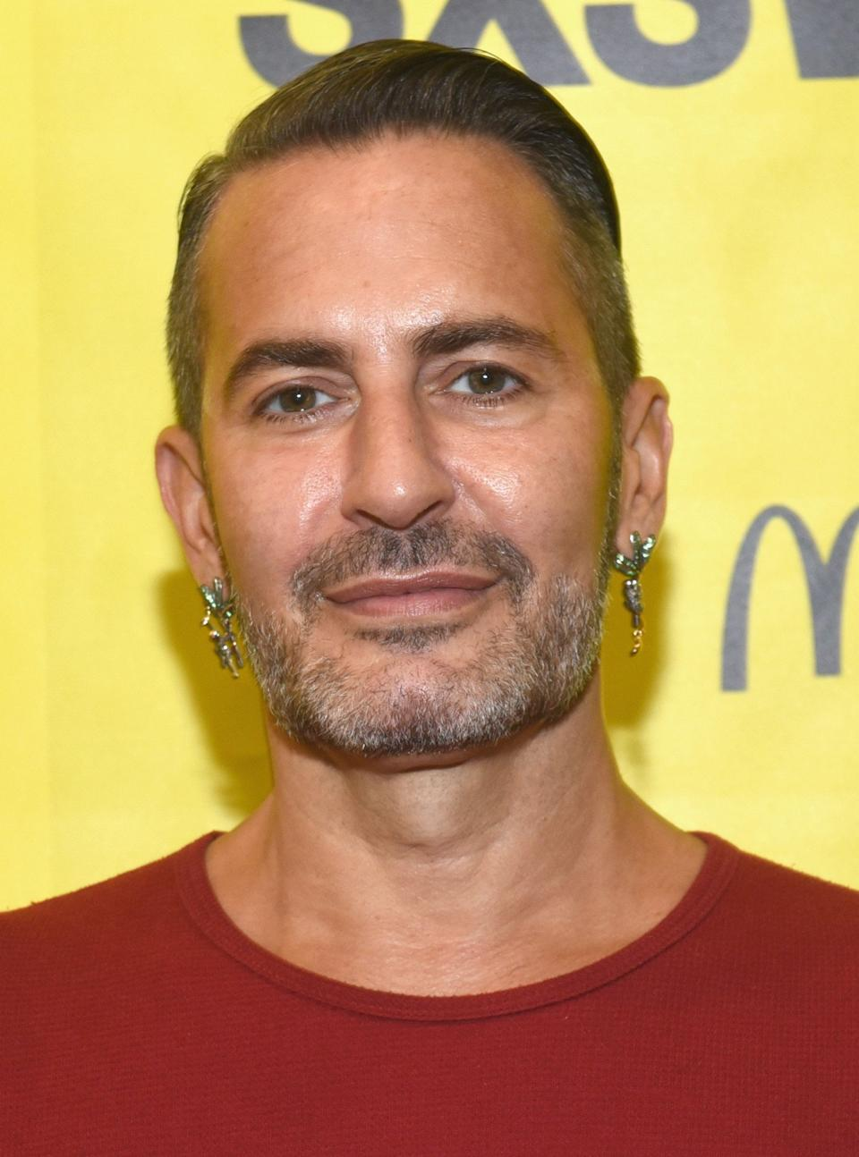 """Marc Jacobs told WWD in November 2016 that he """"has no interest whatsoever"""" in dressing the first lady, opting instead to put his """"energy into helping out those who will be hurt by [Donald] Trump and his supporters."""""""