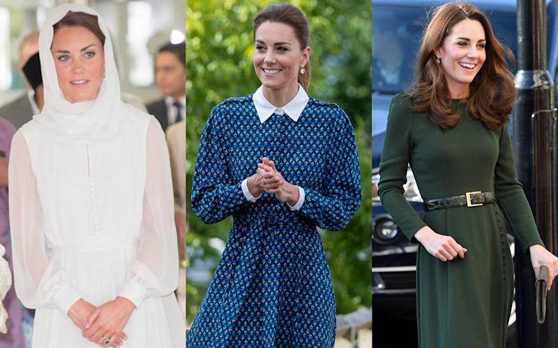 Duchess of Cambridge Beulah London - Getty Images