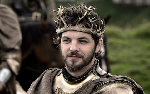 Gethin Anthony as Renly Baratheon - Credit: HBO