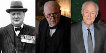 <p>John Lithgow also had a brief cameo as Winston Churchill in a flashback scene in Season 2 of <em>The Crown</em>.</p>