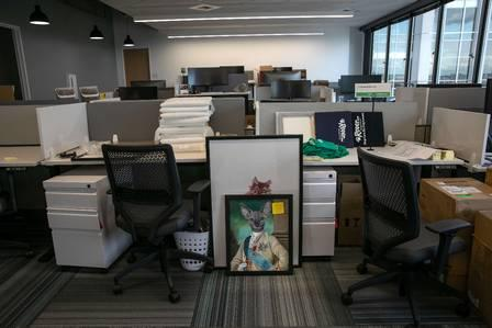 87497617_SEATTLE WASHINGTON - MARCH 12 The office of Rovercom sits empty with employees working from (1).jpg