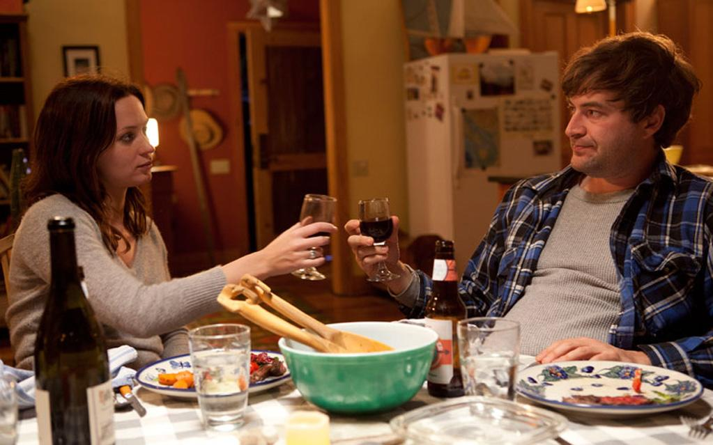 "Emily Blunt and Mark Duplass in IFC Films' ""Your Sister's Sister"" - 2012"