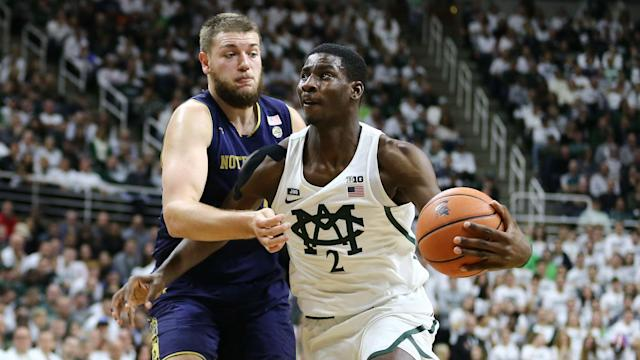 Michigan State forward Jaren Jackson Jr. feels like the closest thing to an actualized unicorn college basketball has to offer.
