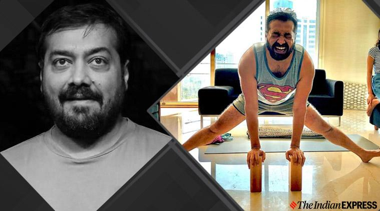 Anurag Kashyap Pushes His Limits With Hatha Yoga Gives Major Fitness Goals