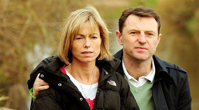 Kate and Gerry McCann are preparing for their 10th Christmas without their daughter. Photo: AAP