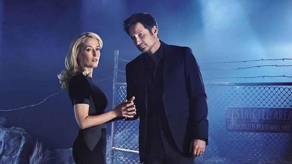 The X-Files on Hulu