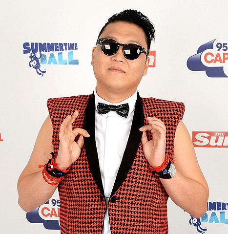 """Psy Drinks All the Time, Says Vodka Is His """"Best Friend"""""""