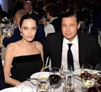 <p>In 2015 at the WSJ. Magazine Innovator Awards, the pair posed with slicked-back black locks. Photo: Getty Images </p>