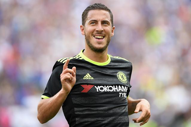 Eden Hazard could be on the move this summer with Real Madrid keen to sign him.