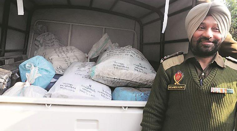 194 kg heroin worth Rs 2,000 cr seized in Amritsar: Police