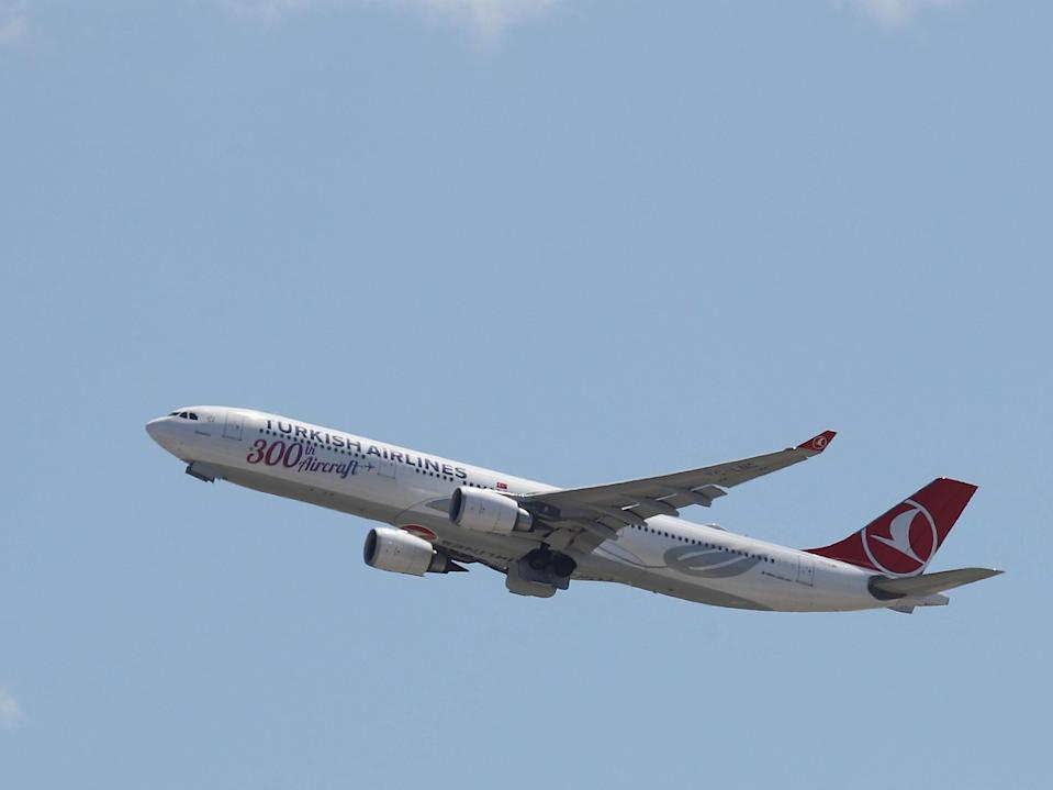 <p>Turkish Airlines</p> (Getty Images)