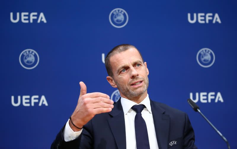 UEFA announces new playoff system for 2022 World Cup qualifiers