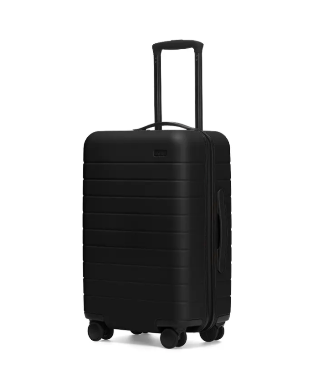 """<p><a class=""""link rapid-noclick-resp"""" href=""""https://go.redirectingat.com?id=127X1599956&url=https%3A%2F%2Fwww.awaytravel.com%2Fuk%2Fen%2Fsuitcases%2Fcarry-on%2Fblack&sref=https%3A%2F%2Fwww.harpersbazaar.com%2Fuk%2Ffashion%2Fg28897412%2Fwork-bags-women%2F"""" rel=""""nofollow noopener"""" target=""""_blank"""" data-ylk=""""slk:SHOP NOW"""">SHOP NOW</a></p><p>Business trips might be strictly Skype-based at the moment, but there will come a time when travelling for work is the norm again. Do it with ease, ditching the handbag and weekender combo for Away's sleek carry-on suitcase. The effortless four wheel glide is a blessing when you're rushing from meeting to meeting, plus there's an inbuilt battery for charging your phone on the go.</p><p>The Carry-On, £225, <a href=""""https://go.redirectingat.com?id=127X1599956&url=https%3A%2F%2Fwww.awaytravel.com%2Fuk%2Fen%2Fsuitcases%2Fcarry-on%2Fblack&sref=https%3A%2F%2Fwww.harpersbazaar.com%2Fuk%2Ffashion%2Fg28897412%2Fwork-bags-women%2F"""" rel=""""nofollow noopener"""" target=""""_blank"""" data-ylk=""""slk:Away"""" class=""""link rapid-noclick-resp"""">Away</a></p>"""