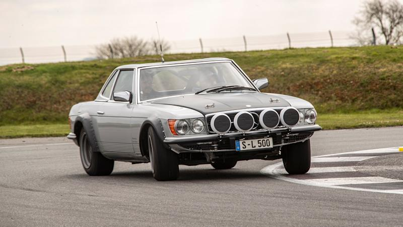 I Spent A Track Day In Mercedes Benz S Celebrated Racing Cars And It