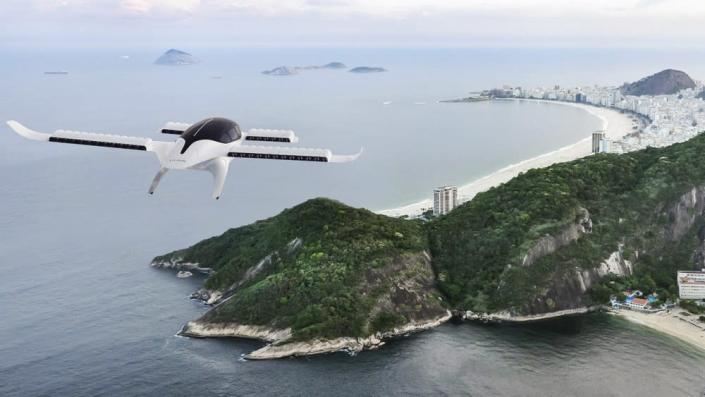 Lilium is going head to head with Joby and Archer in the fast-moving eVTOL segment. The German company announced the sale of 225 aircraft to Azul Airlines in Brazil. - Credit: Courtesy Lilium