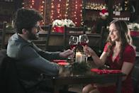 """<p>If you're looking for a classic Christmas romance movie, this one's for you. When Detective Mackenzie Bennett is put on a case to find a suspected diamond thief, the trail turns hot and she begins to fall for the very man she was looking for.</p> <p>Watch <a href=""""https://www.netflix.com/search?q=Christmas%20Catch&amp;jbv=81319146"""" class=""""link rapid-noclick-resp"""" rel=""""nofollow noopener"""" target=""""_blank"""" data-ylk=""""slk:Christmas Catch""""><strong>Christmas Catch</strong></a> on Netflix now.</p>"""