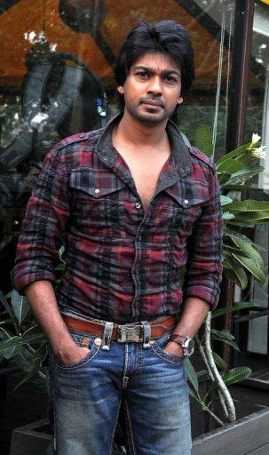"""Friday will see the release of """"Hate Story"""", which stars Nikhil Dwivedi, pictured here in March 2011. The film is an erotic thriller that has generated a stir with a raunchy trailer on YouTube"""