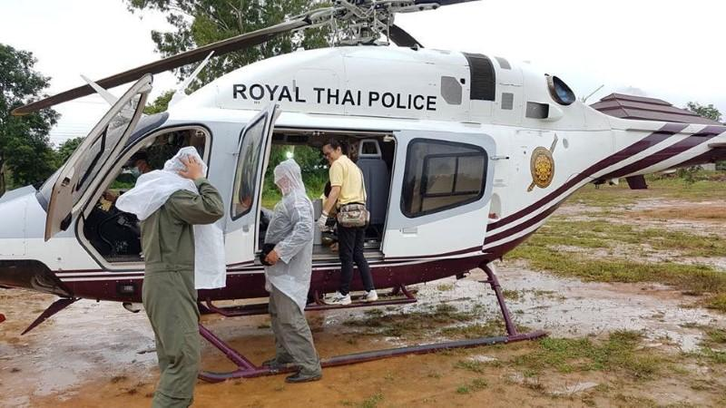 'Not good - the best': Thai rescue chief hails Aussie cave hero