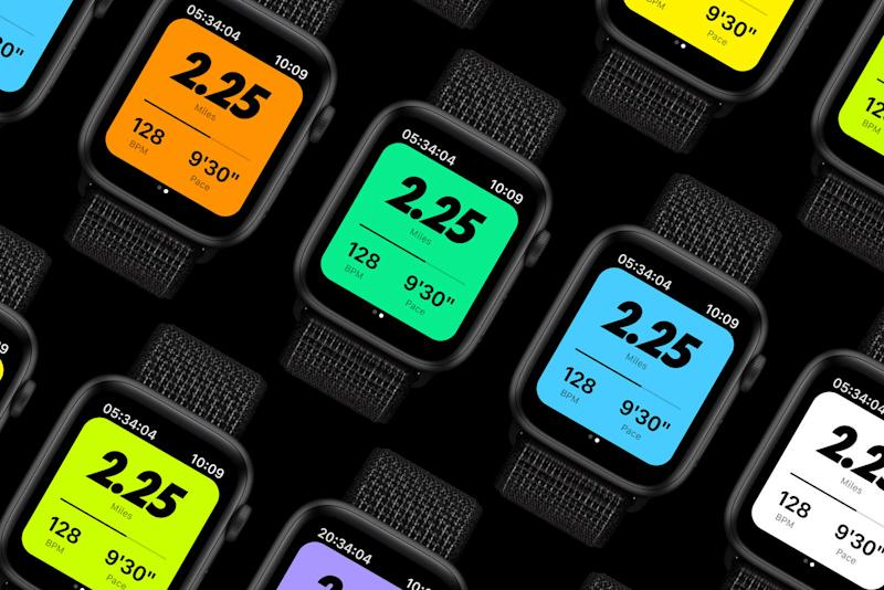 Nike Run Club on Apple Watch for watchOS 7