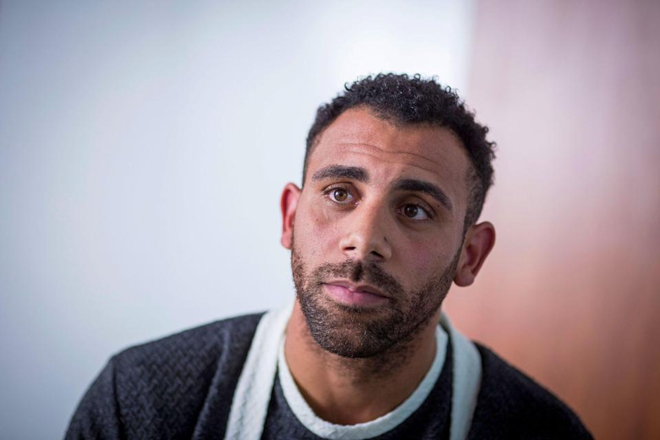 <p>Documentary: Anton Ferdinand has relieved the 2011 case for the BBC</p> (BBC / Wonder TV / Chris Bull)