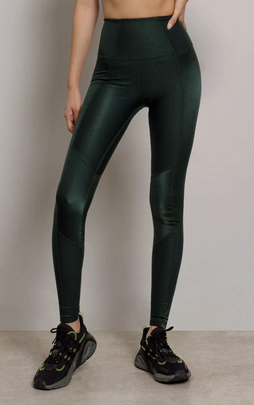 Good American Shiny Rib Legging - $66 (originally $108)