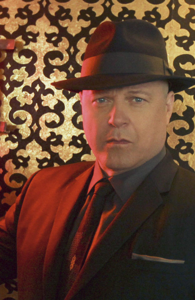 "Michael Chiklis stars as Vincent Savino in ""Vegas"" on CBS."