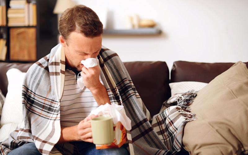 One in four patients admitted to hospital with influenza is suffering from Aussie flu - E+